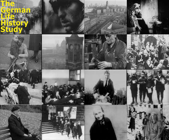 German Life History Study