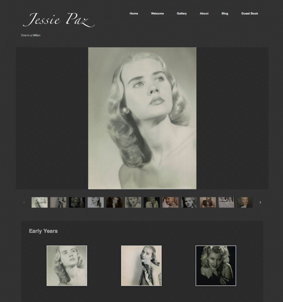 Portrait Image Galleries