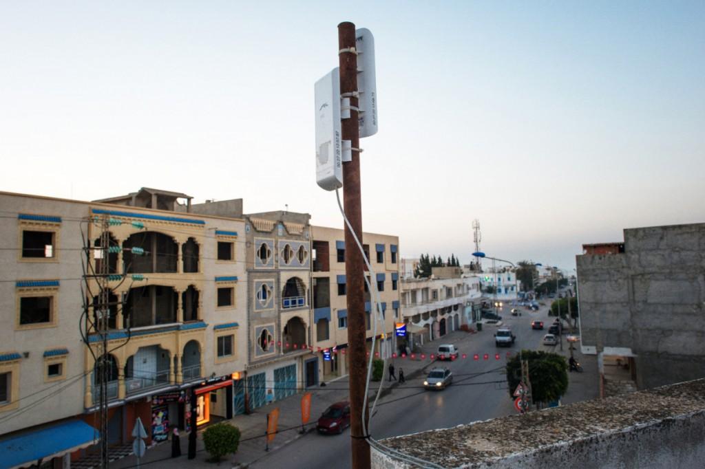 Tunisia-Mesh-Network