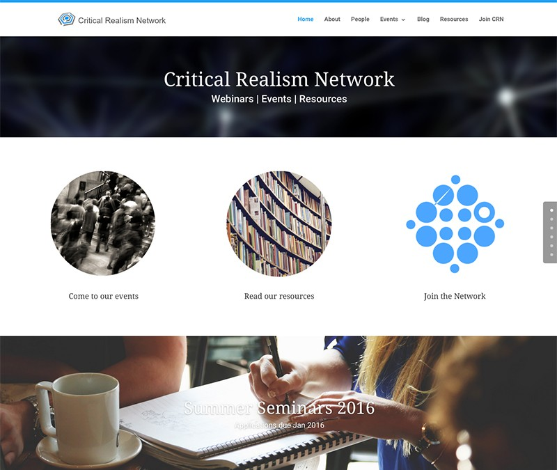 Critical Realism Research Network