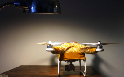 Your drone looks chilly, does it want this sweater?