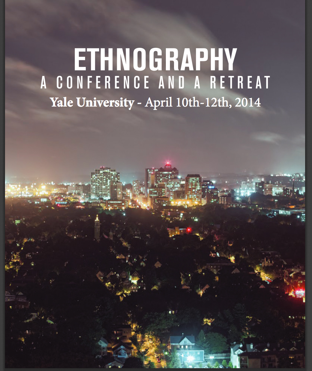Ethnography: A Conference and a Retreat