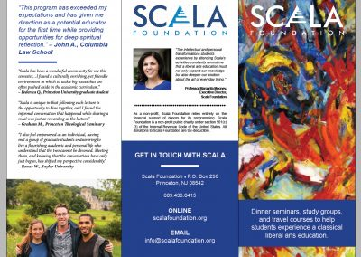 Scala Foundation Brochure