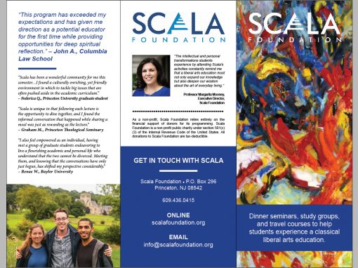 Scala Foundation Brochure